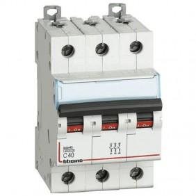 BTICINO circuit BREAKER 3-POLE 40A C CURVE 4.5...