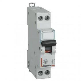 Bticino magnetotermico 10A 1P+N 6kA FN881C10