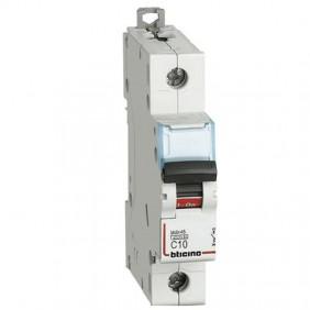 Bticino magnetotermico 1 polo 4,5KA 10A FA81C10