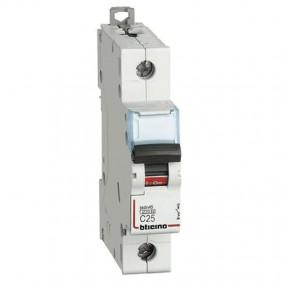 Bticino magnetotermico 1 polo 4,5KA 25A FA81C25
