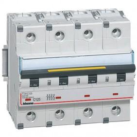 Bticino interruttore magnetotermico 4P C 125A...