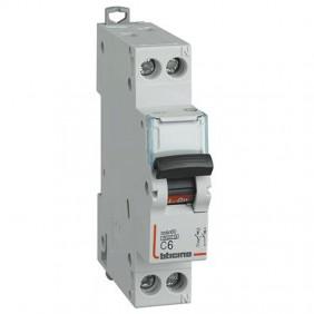 Interruttore Bticino magnetotermico 1P+N 6A...
