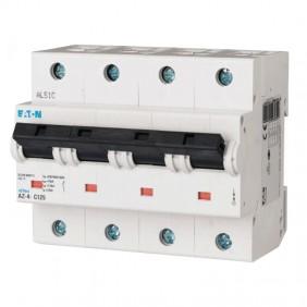 Interruttore magnetotermico Eaton 125A 4 poli...