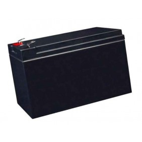 The CIA LEAD acid BATTERY 12V 7Ah B12V7A