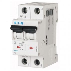 Interruttore magnetotermico Eaton 32A 2 poli...