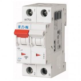 Circuit breaker-Eaton 10A 1P+N 4.5 KA 2 modules...
