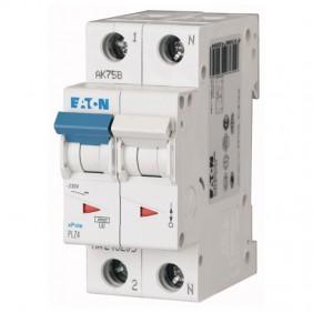 Interruttore magnetotermico Eaton 20A 1P+N...