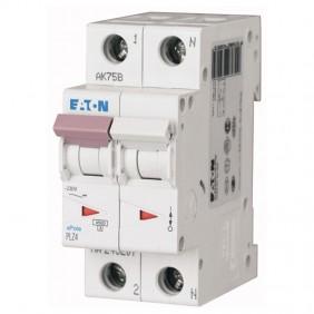 Interruttore magnetotermico Eaton 32A 1P+N...
