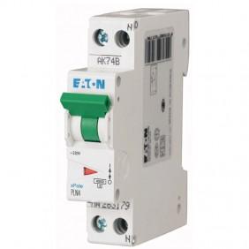 Circuit breaker-Eaton 6A 1P+N 4.5 KA 1 modules...