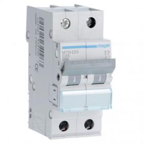 Circuit breaker Hager 2P 25A 4.5 KA C 2...
