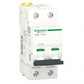 Circuit breaker-Schneider 2P 25A 4,5 KAC 2...