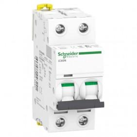 Circuit breaker-Schneider 2P 25A 6 KA C 2...