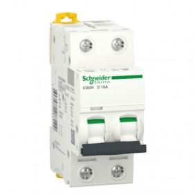 Switch circuit Breakers Schneider 2P 16A 10KA D...