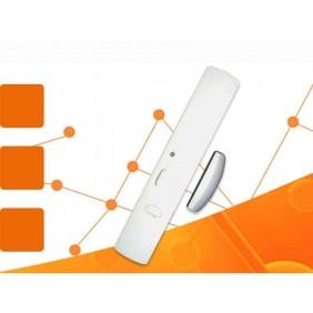 Contatto magnetico multicontatti Logisty Hager Bianco per porte e finestre