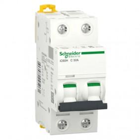 Circuit breaker-Schneider 2P 32A 10KA C 2...