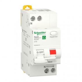 Magnetotermico differenziale Schneider 10A 1P+N...