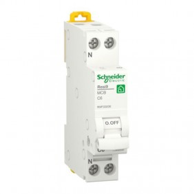 Schneider thermomagnetic circuit breaker 6A...