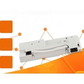 Scheda Combinatore Telefonico GSM Logisty Hager Sepio SMS e chiamata
