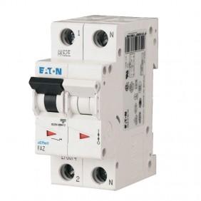 Circuit breaker-Eaton FAZ6 6A 1P+N 6 'C' 2...