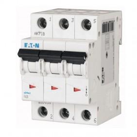 Circuit breaker-Eaton FAZ6 25A 3P 6 KA 'C' 3...