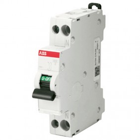 ABB circuit Breaker 1 Module 1P+N 4.5 KA 20A...