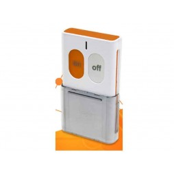Telecomando bidirezionale con ritorno di stato 2 pulsanti Logisty Hager Sepio