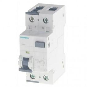 Siemens differenziale magnetotermico 6A 1P+N...