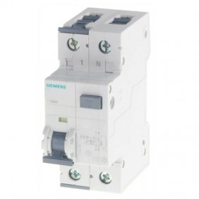 Siemens differenziale magnetotermico 10A 1P+N...