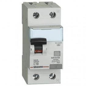 Circuit breaker differential Bticino 1P + N 10A...