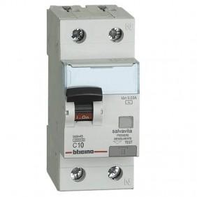 Bticino 1P+N 10A 30mA AC differential...