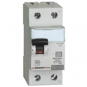 Circuit breaker differential Bticino 1P + N 13A...