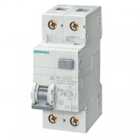 Siemens 1P+N 10A 30mA AC differential circuit...