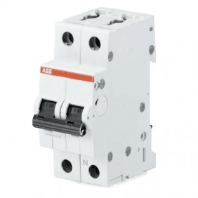 ABB residual current circuit breaker 1P+N 25A...