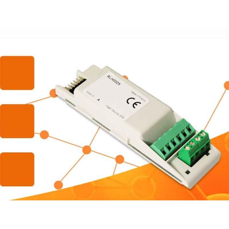 Alimentatore rete 230V per centrali e combinatore telefonico Logisty Hager Sepio