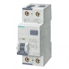 Siemens 25A 10KA 2M residual current circuit...