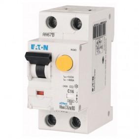 Eaton FRBm6 16A 1P+N 300MA 'AC' residual...
