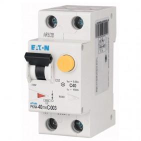 Eaton 40A 1P+N 30MA AC 4.5KA residual current...