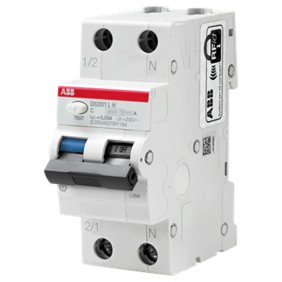 Residual current circuit breaker Abb DS201LH...