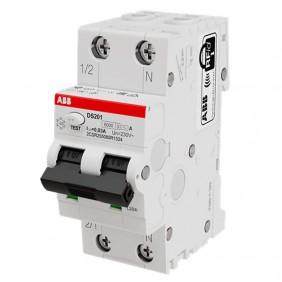 Magnetotermico differenziale Abb 16A 1P+N 30MA...