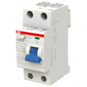 ABB Pure Earth Leakage Circuit Breaker 63A 30MA...