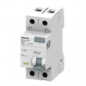 Siemens residual current circuit breaker 40A...