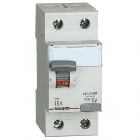 Bticino residual current circuit breaker 16A...