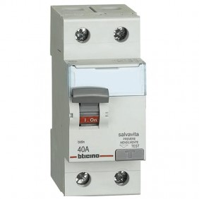 Bticino salvavita differenziale 40A AC 300MA...