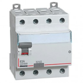 Bticino pure differential switch 4 poles 63A...
