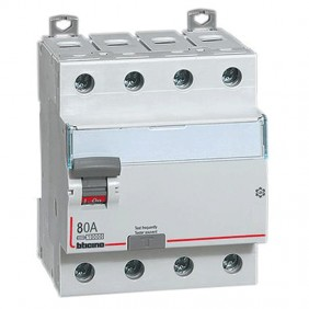 Bticino pure differential switch 4 poles 80A...