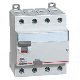 Bticino pure differential switch 4 poles 40A...