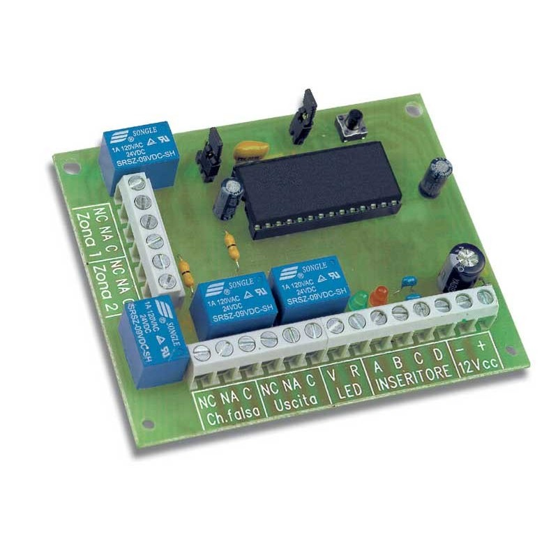 HILTRON CARD FOR ELECTRONIC KEY SK120