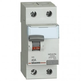 Bticino 40A 2-pole differential switch 30MA A 2...