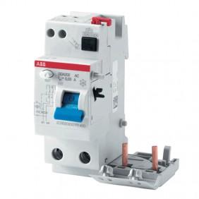 ABB DDA202 2P 25A 30mA differential lock AC...