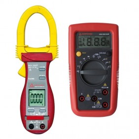 Fluke ACD-10 PLUS Clamp Meter KIT and AM500...